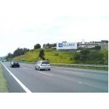 painel rodoviário publicidade valores Ilha Bela