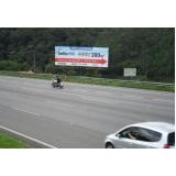painel rodoviário sem iluminação valores Araçatuba