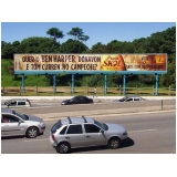 preço do front light banner Capivari