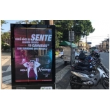 quanto custa totem de rua para propaganda Laranjal Paulista