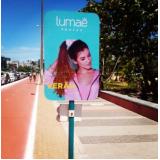 quanto custa totem de rua publicidade São Bernardo do Campo