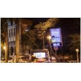 relógio de rua de publicidade preços Ilha Bela