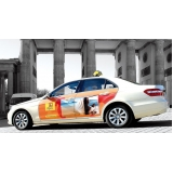 taxidoor de adesivação traseira orçamento Santos