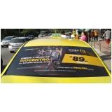 taxidoor de adesivação traseira valor Cubatão