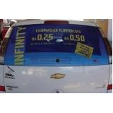 taxidoor de adesivação Guaratinguetá