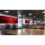 venda de mídia para aeroporto Peruíbe
