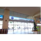 venda de mídias e painéis aeroporto Botucatu