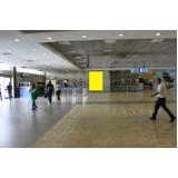venda de painel aeroportotuário Pirassununga