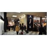 venda de painel e midia para aeroportos São Bernardo do Campo