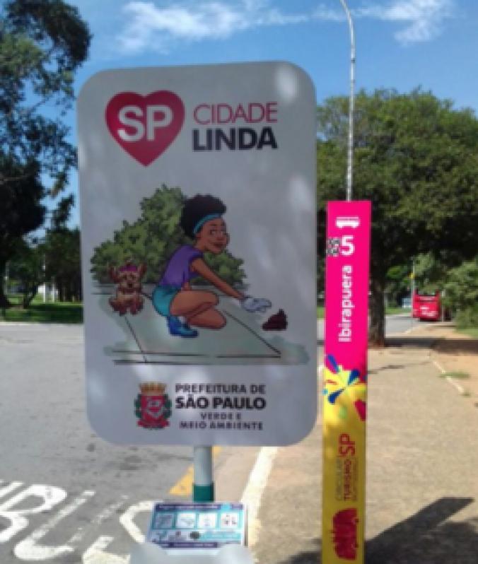 Totem de Rua com Propaganda Taboão da Serra - Totem de Rua para Publicidade em Salvador