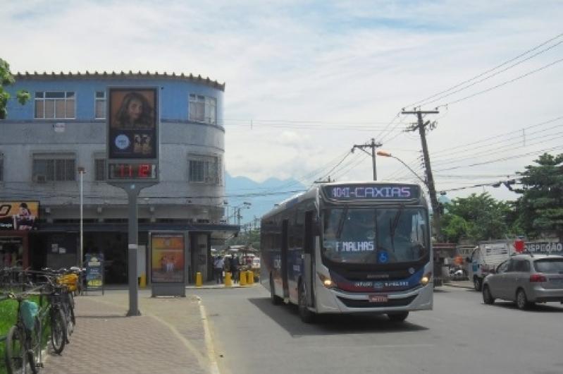 Totem de Rua de Publicidade Valores Votorantim - Totem de Rua em Salvador