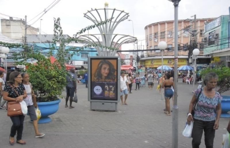 Totem de Rua de Publicidade Capivari - Totem de Rua com Publicidade na Avenida Acm