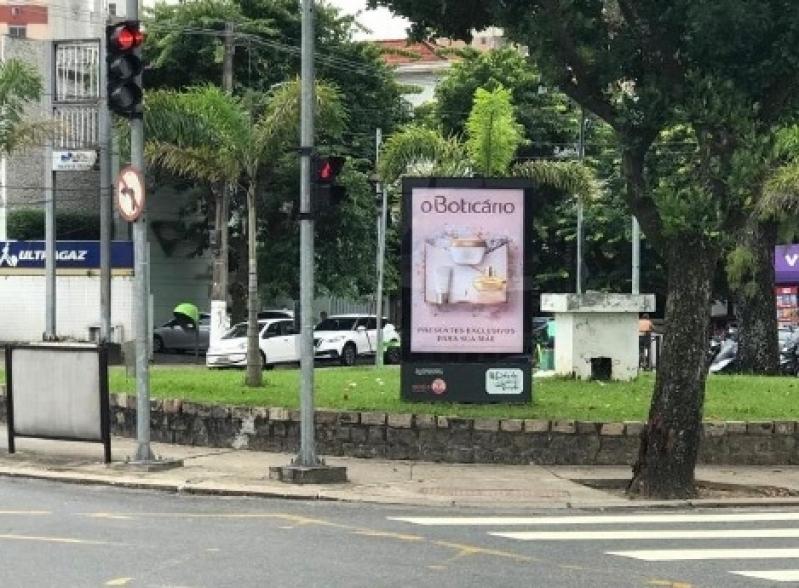 Totem Rua Digital Orçamento Pedreira - Totem de Rua Digital Av Juracy de Salvador