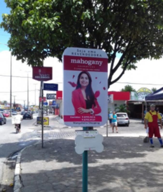 Valor de Totem de Rua Publicidade Caraguatatuba - Totem Rua Digital Av Juracy Salvador
