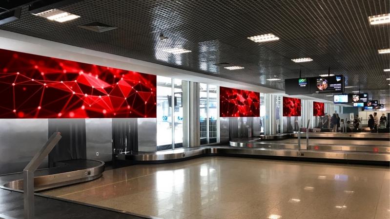 Venda de Mídia para Aeroporto Lençóis Paulista - Publicidade no Aeroporto